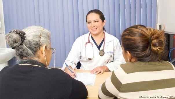 La enfermedad renal crónica