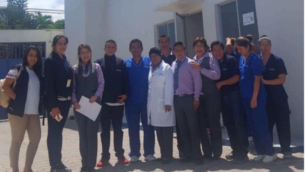 Fresenius Manadiálisis Jipijapa recibe certificación del 100% de Licenciamiento
